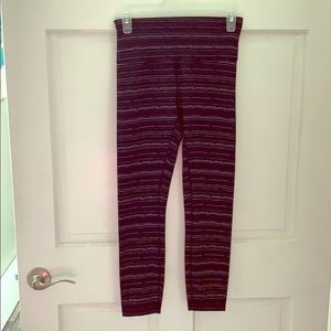 High rise 7/8 Lululemon running tights
